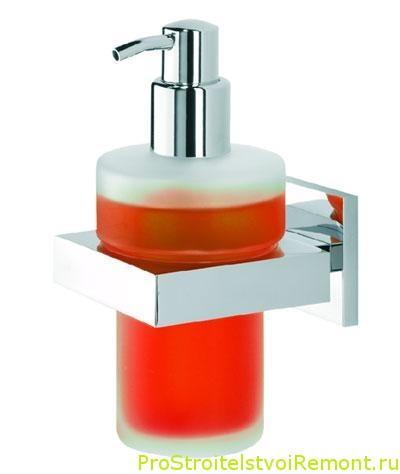 Дозатор для жидкого мыла фото