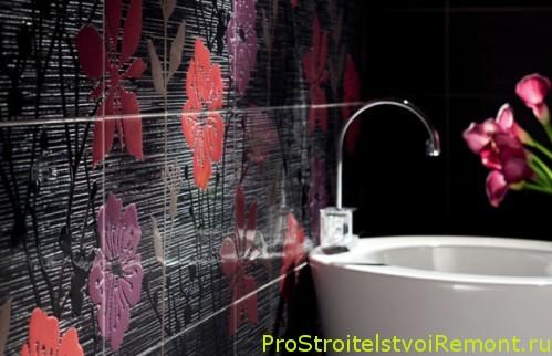 Дизайн ванной комнаты. В какой цвет покрасить стены в ванной фото