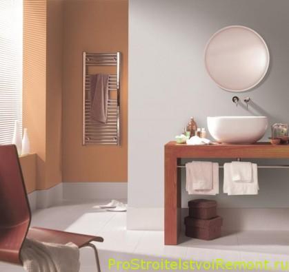 Интерьер ванной комнаты фотографии