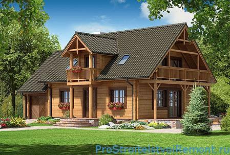 Строительство деревянныхы домов