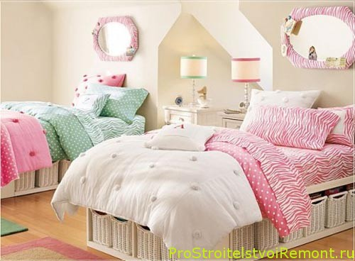 Фотографии дизайна детской комнаты