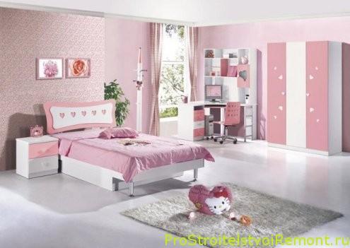 Дизайн детской комнаты фотографии