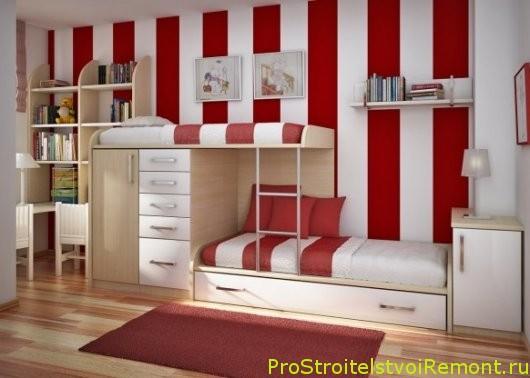 Как украсить детскую комнату в праздничном стиле фото