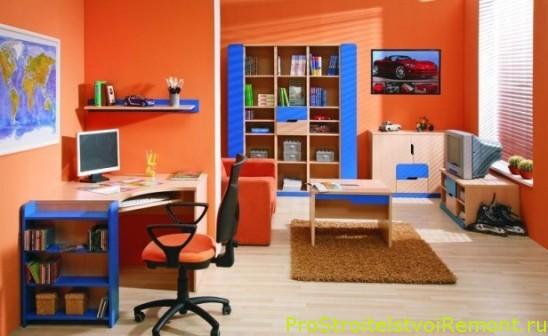 Как украсить современную детскую комнату? фото