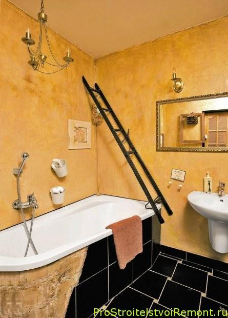 Как украсить ванную комнату фото