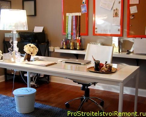 Фотографии домашний офис фото