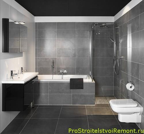 Купить и установить душевую кабину в ванной комнате