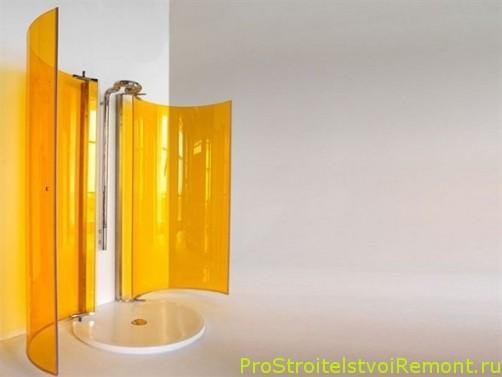 Дизайн и интерьер современной ванной комнаты с душевой кабиной фото