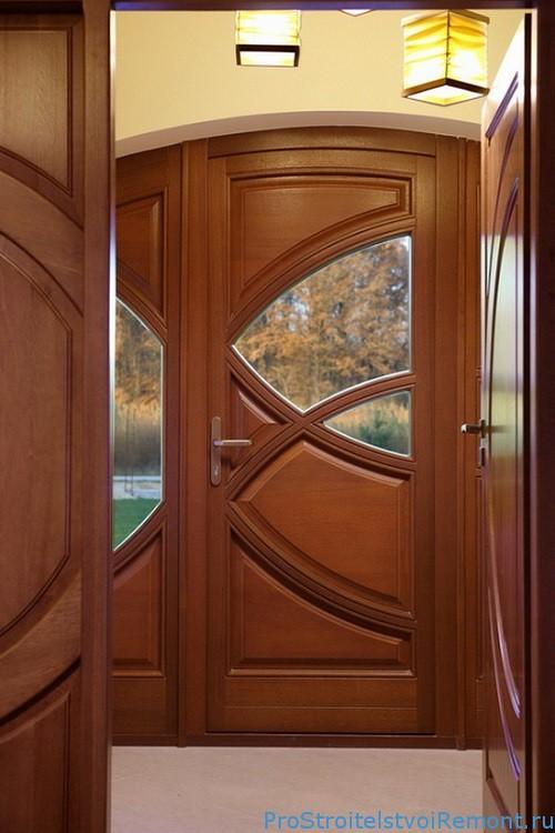 Выбираем модель межкомнатной двери