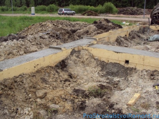 Какой фундамент выбрать для просадочного грунта?