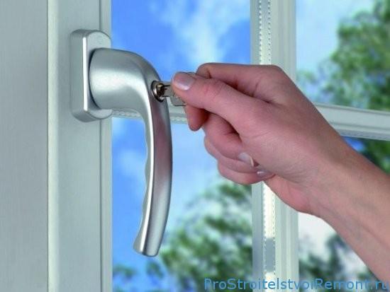 Замена фурнитуры в пластиковых окнах ПВХ фото