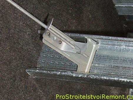 ремонт потолки из гипсокартона своими руками фото