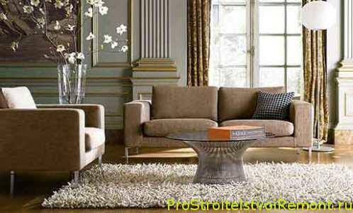 Дизайн маленькой гостиной фотографии