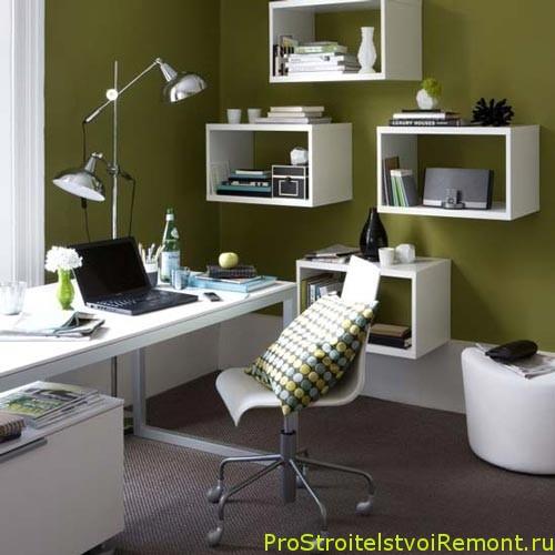 Домашний офис фото, фотографии и дизайн офиса