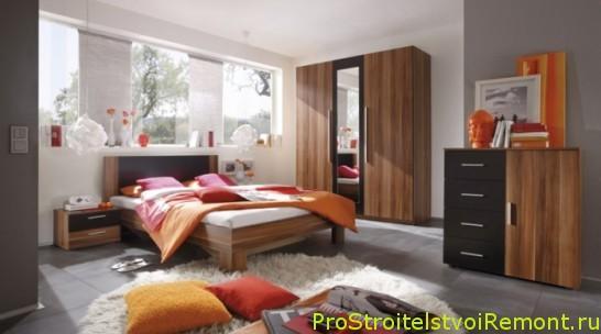 Красивый и качественный дизайн спальни фото