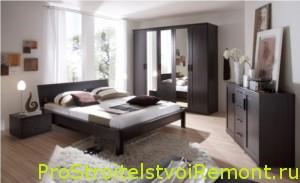 Качественный дизайн спальни фото