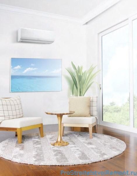 Вентиляция воздуха в квартире