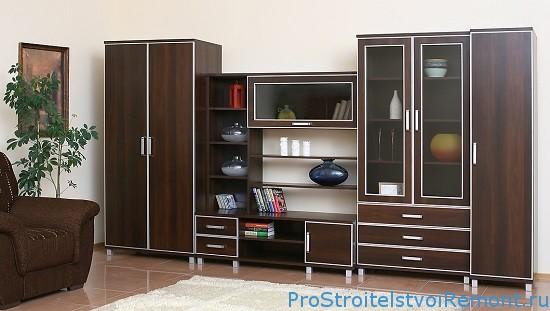 Выбираем корпусную мебель
