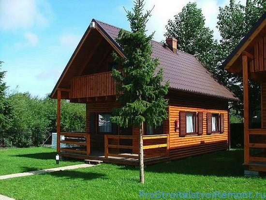 Достоинства и недостатки деревянных коттеджей