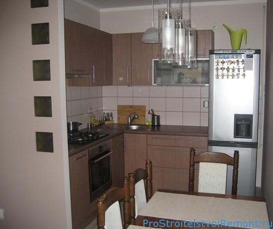 Методы решения проблемы маленьких кухонь
