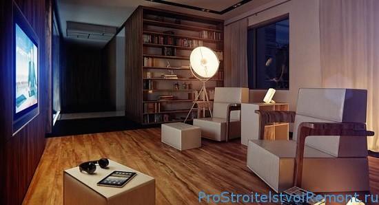 Создание интерьера в маленькой квартире