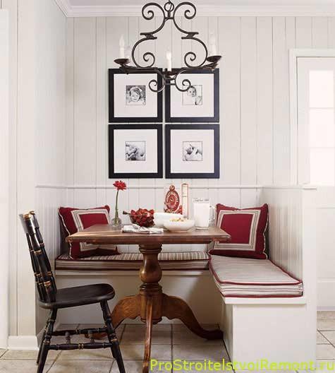 Дизайн столовой фотографии