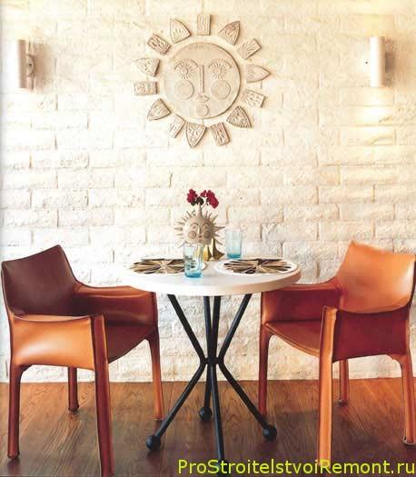 Фото столов для столовой