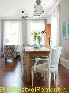Отдельная гостиная от кухни фото дизайн