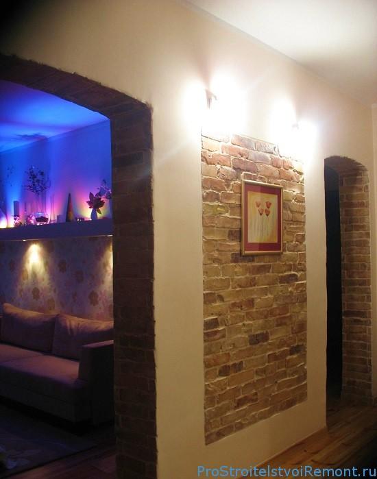 Дизайн интерьера маленького коридора фото