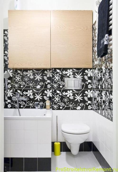 небольшие ванные комнаты фото