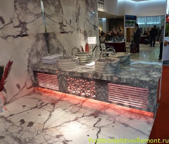 Дизайн мраморной барной стойки фото. Мраморные полы фото. Пол из мрамора