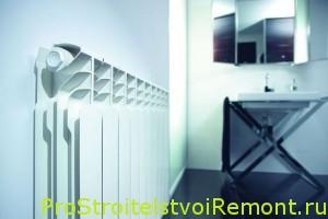 Обогреватели и современные батареи для ванной комнаты фото