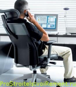 Купить офисный стул фото