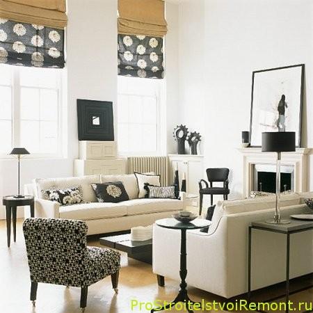 Дизайн гостиной с камином фото 2018