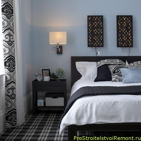 Дизайн спальни картинок