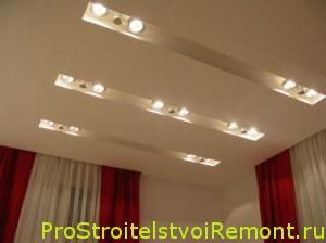 Создать дизайн подвесного потолка из