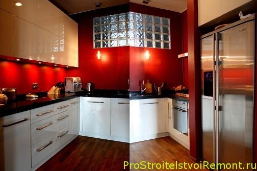 Создать дизайн подвесного потолка из гипсокартона с освещением на кухне фото