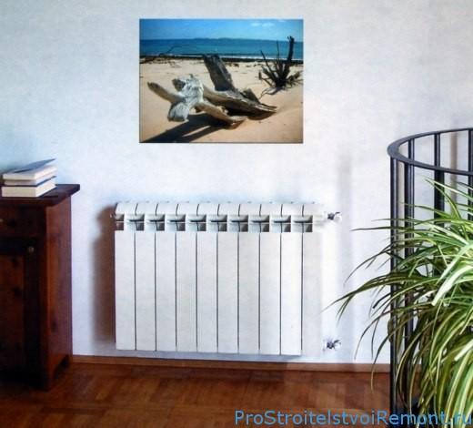 современные радиаторы отопления фото