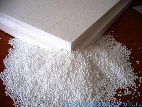 Резка пенопласта в домашних условиях