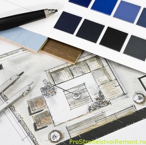 Проектирование и создание дизайна помещения фото