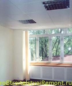 Подвесные потолоки фото