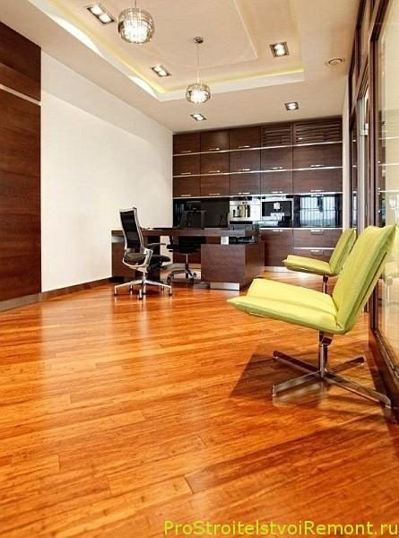 Дизайн интерьера офиса. Фотографии офиса и деревянного пола