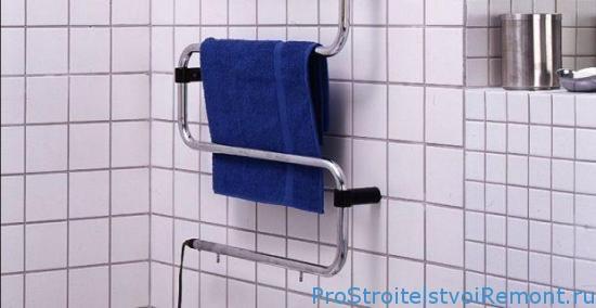 Наиболее популярные разновидности полотенцесушителей