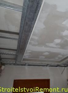 Потолки из гипсокартона фотографии дизайн в зал