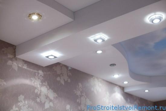Как приготовить потолок к покраске?
