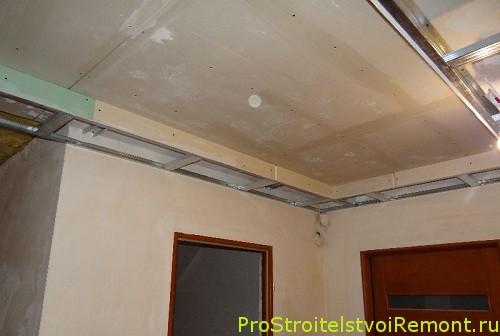 Дизайн подвесного потолка в зале, спальне, детской комнате и в офисе фото