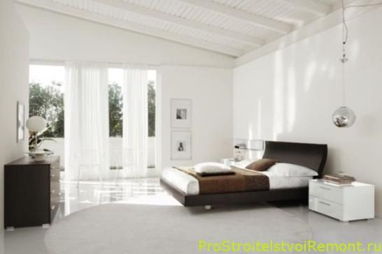 Дизайн подвесного потолка в спальне фото