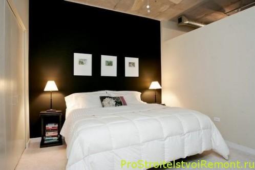 Дизайн современной романтической спальни фото