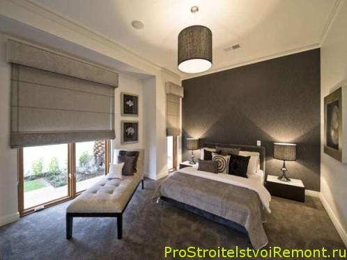 Современная спальная комната и современная мебель для спальни фото