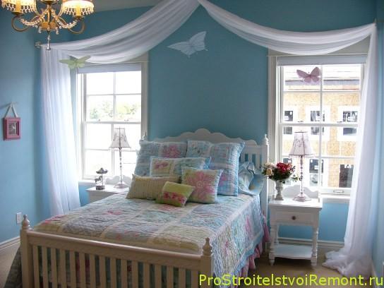 Красивые детские комнаты для девочек фото